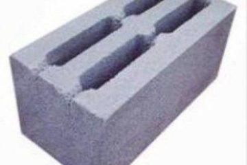 Стеновой и фундаментальный блок